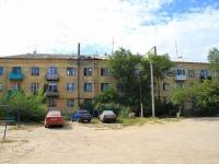 Волгоград, улица Полесская, дом 10. многоквартирный дом