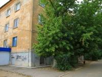 Волгоград, улица Республиканская, дом 3. многоквартирный дом