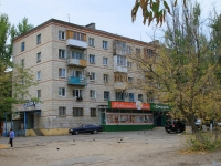 Волгоград, улица Республиканская, дом 4. многоквартирный дом