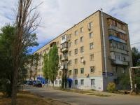 Волгоград, улица Республиканская, дом 13. многоквартирный дом