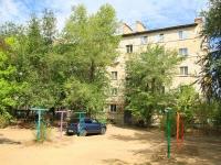 Волгоград, улица Республиканская, дом 14. многоквартирный дом