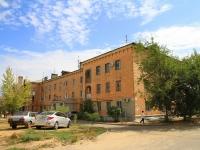Волгоград, улица Республиканская, дом 15. многоквартирный дом