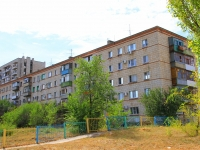 Волгоград, улица Республиканская, дом 16. многоквартирный дом