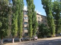 Волгоград, улица Савкина, дом 2. многоквартирный дом