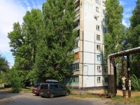 Volgograd, St Savkin, house 10. Apartment house
