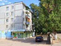 Волгоград, улица Савкина, дом 12. многоквартирный дом