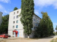 Волгоград, улица Савкина, дом 13. многоквартирный дом