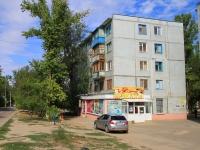 Волгоград, улица Савкина, дом 14. многоквартирный дом