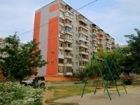 Волгоград, улица Танкистов, дом 3. многоквартирный дом