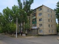 Волгоград, улица Танкистов, дом 4. многоквартирный дом