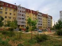 Волгоград, улица Танкистов, дом 5А. многоквартирный дом
