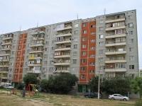 Волгоград, улица Танкистов, дом 5. многоквартирный дом