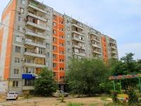 Волгоград, улица Танкистов, дом 7. многоквартирный дом