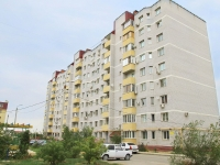 Волгоград, улица Танкистов, дом 9. многоквартирный дом