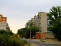 Волгоград, улица Танкистов, дом 12. многоквартирный дом