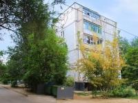 Волгоград, улица Танкистов, дом 16. многоквартирный дом