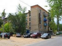 Волгоград, улица Маршала Толбухина, дом 10. многоквартирный дом