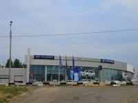 """Волгоград, Авиаторов шоссе, дом 2А. автосалон """"Агат"""""""