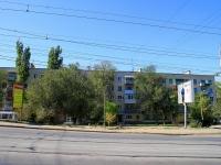 Volgograd, Ave Geroev Stalingrada, house 2. Apartment house