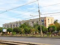 Volgograd, Ave Geroev Stalingrada, house 10. Apartment house