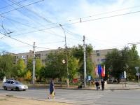 Volgograd, Ave Geroev Stalingrada, house 32. Apartment house