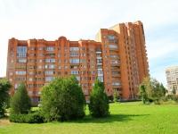 Volgograd, Ave Geroev Stalingrada, house 38. Apartment house