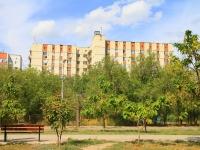 Волгоград, Столетова проспект, дом 2. многоквартирный дом