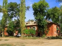 Volgograd, St Machtozavodskaya, house 102. Apartment house