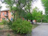 Volgograd, St Machtozavodskaya, house 112. Apartment house