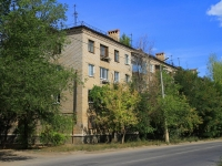 Volgograd, St Machtozavodskaya, house 116. Apartment house