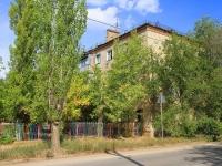 Волгоград, улица Мачтозаводская, дом 118. многоквартирный дом
