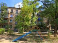 Volgograd, St Machtozavodskaya, house 126. Apartment house
