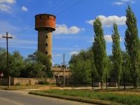 Volgograd, St Machtozavodskaya. service building