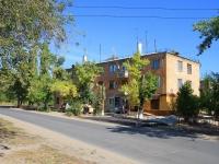 Волгоград, улица 40 лет ВЛКСМ, дом 1. многоквартирный дом