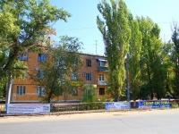 Волгоград, улица 40 лет ВЛКСМ, дом 3. многоквартирный дом