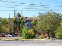 Волгоград, улица 40 лет ВЛКСМ, дом 4. многоквартирный дом
