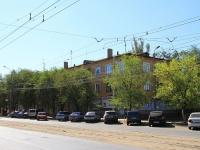 Волгоград, улица 40 лет ВЛКСМ, дом 10. многоквартирный дом