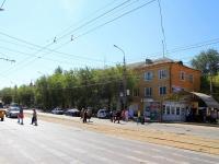Волгоград, улица 40 лет ВЛКСМ, дом 12. многоквартирный дом