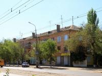 Волгоград, улица 40 лет ВЛКСМ, дом 20. многоквартирный дом