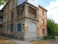 Волгоград, улица Удмуртская, дом 1. многоквартирный дом