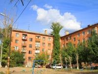 Волгоград, улица Удмуртская, дом 2. многоквартирный дом
