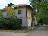 Волгоград, улица Удмуртская, дом 3. многоквартирный дом