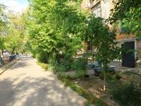 Волгоград, улица Удмуртская, дом 4. многоквартирный дом