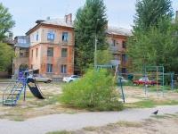Волгоград, улица Удмуртская, дом 5. многоквартирный дом