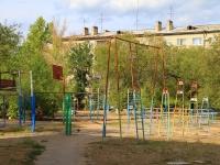 Волгоград, улица Удмуртская. спортивная площадка