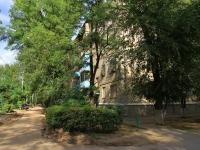 Волгоград, улица Удмуртская, дом 10. многоквартирный дом