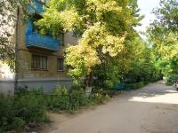 Волгоград, улица Удмуртская, дом 12. многоквартирный дом
