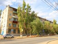 Волгоград, улица Удмуртская, дом 14. многоквартирный дом