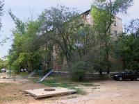 Волгоград, улица Удмуртская, дом 16. многоквартирный дом