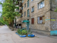 Волгоград, улица Удмуртская, дом 19. многоквартирный дом